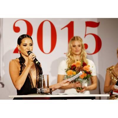 Die Gewinner der Leading Ladies Awards 2015