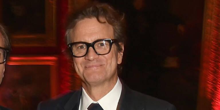 Was ist los mit Colin Firth?