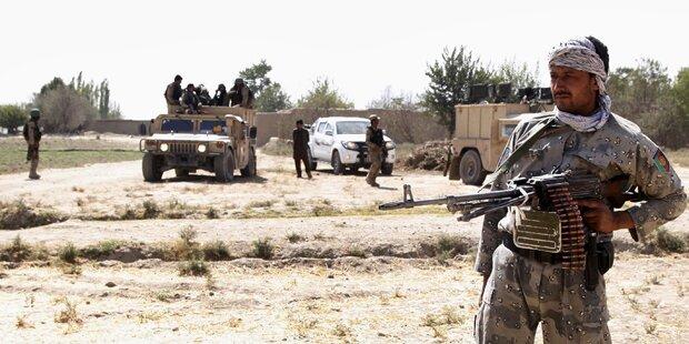 Taliban großteils aus Kunduz abgezogen