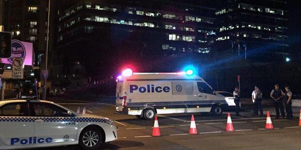 Zwei Tote bei Schießerei in Sydney