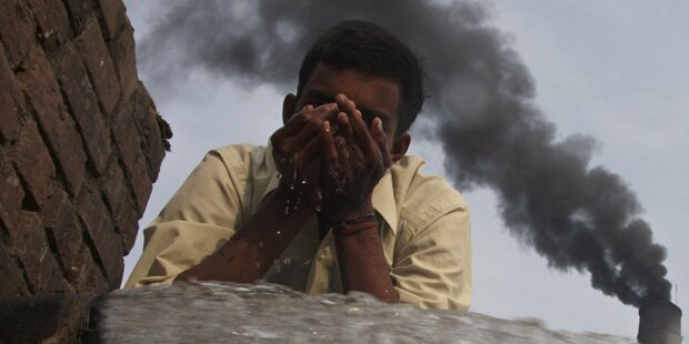 Klimasünder beschränken Emissionen