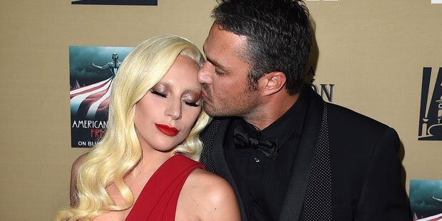 Lady Gaga: Ohrfeige nach erstem Kuss