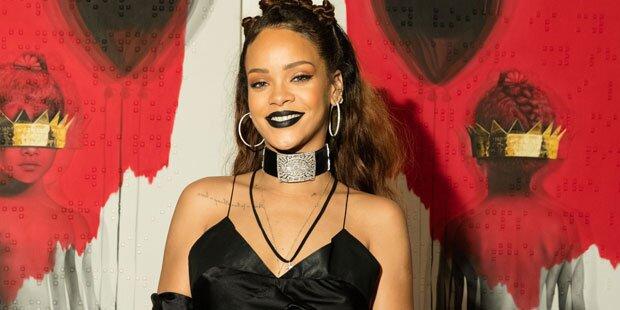 Rihanna ergattert erste große Filmrolle