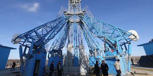 Weltraumbahnhof: Raketenstart verschoben
