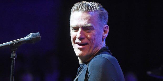 Bryan Adams im Mai live Wien