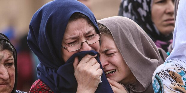 Russische Jets töteten 60 Menschen