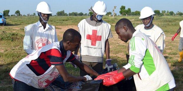 20 Tote bei Boko-Haram-Angriff
