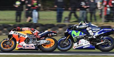Marquez gewann MotoGP in Australien