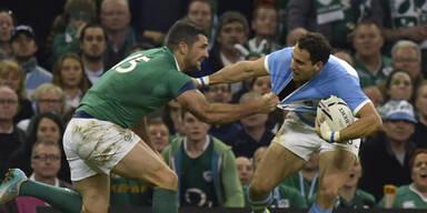 Rugby-WM wird zum Südhalbkugel-Turnier