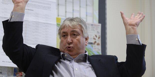 Grüne revoltieren gegen FPÖ-Bezirkschef