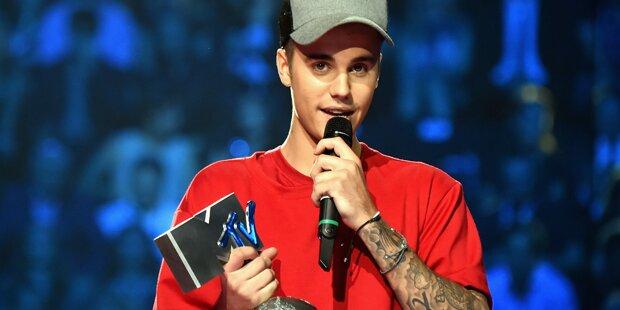 Justin Bieber räumt bei EMA-Awards ab