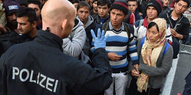 Erstes deutsches Bundesland plant Flüchtlingsstopp