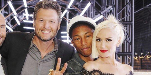 Gwen & Blake: Ja, sie sind ein Paar!