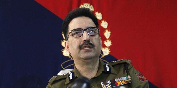 Top-Terrorist in Kaschmir getötet