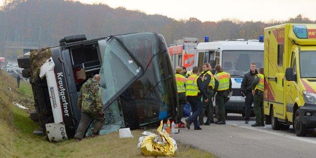 Österreichischer Chauffeur nach Busunglück angeklagt