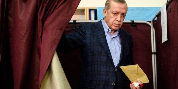 AKP dürfte absolute Mehrheit erneut verfehlen