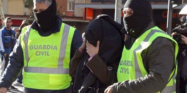 Spanien: wieder Jihadisten geschnappt