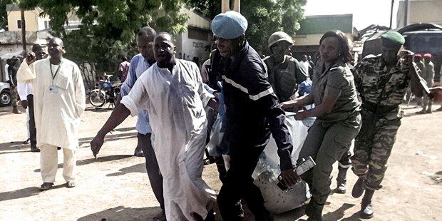 Kamerun: Acht Tote bei Selbstmordanschlag