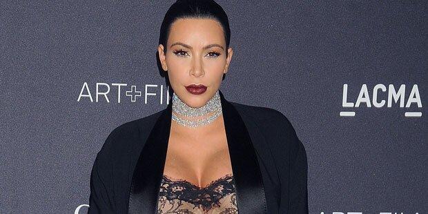 Kim: Baby-Probleme nur erfunden?