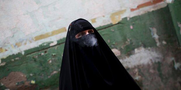 Kurz: Heute kommt Gesetz gegen Burka