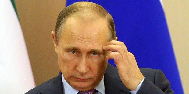 Putin wirft Türkei
