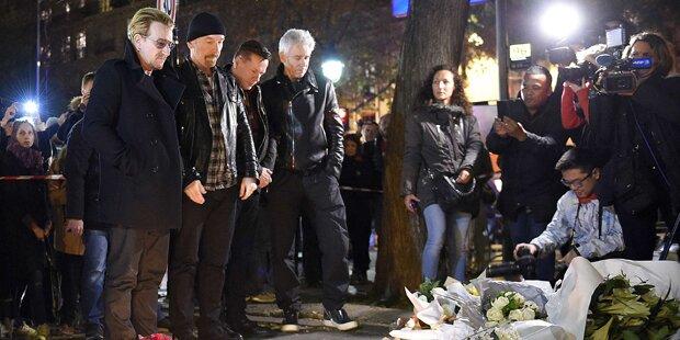 U2 & Co. sagen Konzerte ab
