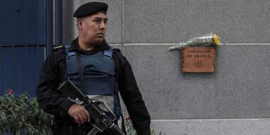 Vater und Bruder von Attentäter in Haft