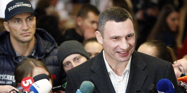 Klitschko-Sohn von Alligator gebissen