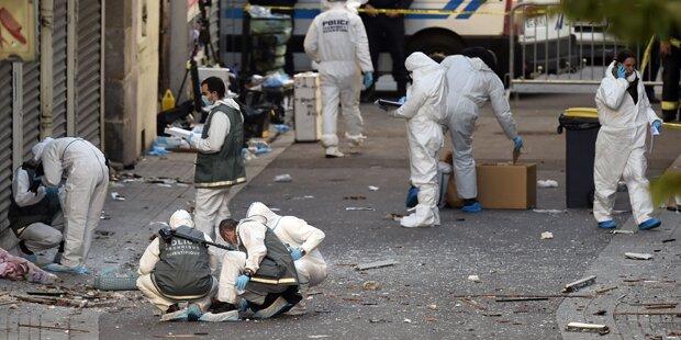Terror-Spur nach Österreich