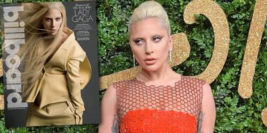 Lady Gaga: Billboard Frau des Jahres
