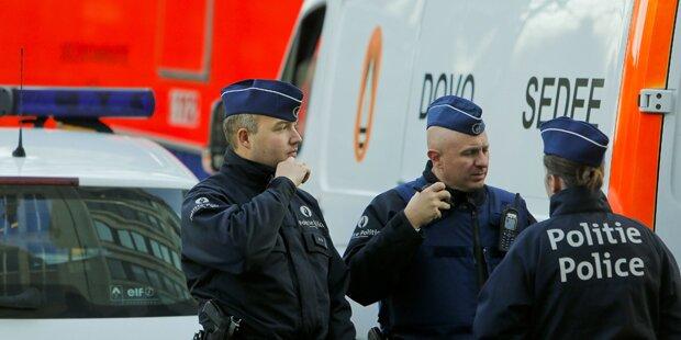 Belgien verlängert Terrorwarnstufe für ein Monat