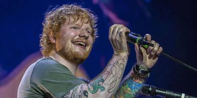 Ed Sheeran: Auszeit bis zum Herbst
