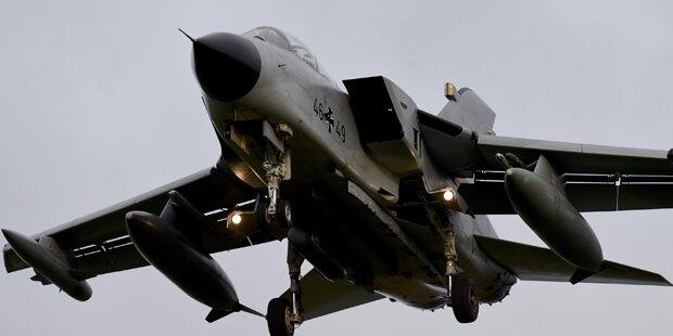 Deutschland bei Luftangriff gegen IS dabei