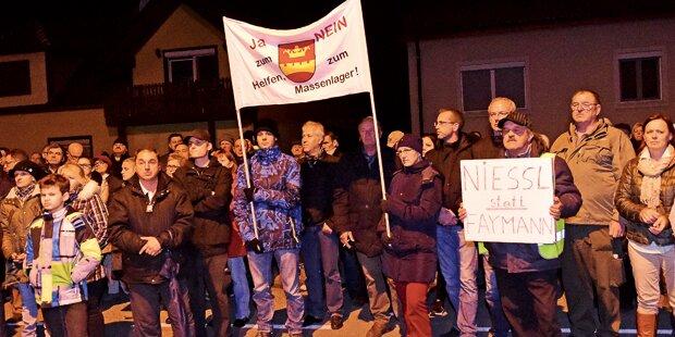 Burgenland will Flüchtlinge stoppen