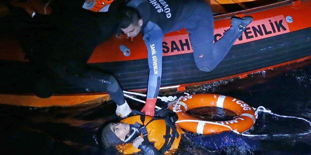 700 Kinder im Mittelmeer ertrunken