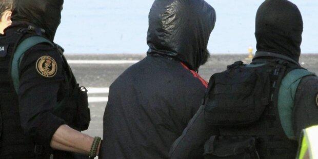 180 Afrikaner stürmten auf spanisches Gebiet