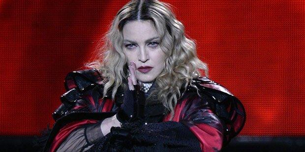 Madonna bei Konzert ausgebuht
