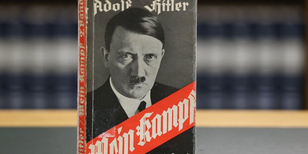 """Wird """"Mein Kampf"""" bald in der Schule gelesen?"""
