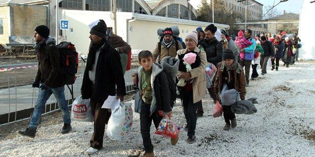 Immer mehr Marokkaner unter Flüchtlingen