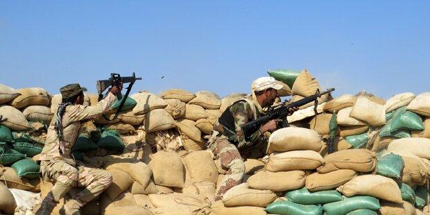 Anti-IS-Kampf: Bomben auf Verbündete