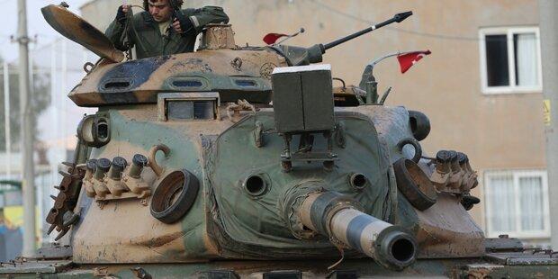 Mindestens 200 Tote bei türkischer Offensive gegen PKK