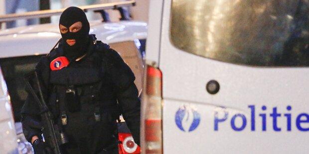 Terror-Alarm: Zehnte Festnahme in Belgien