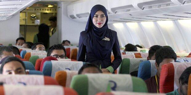 Erste Scharia-konforme Airline gesperrt