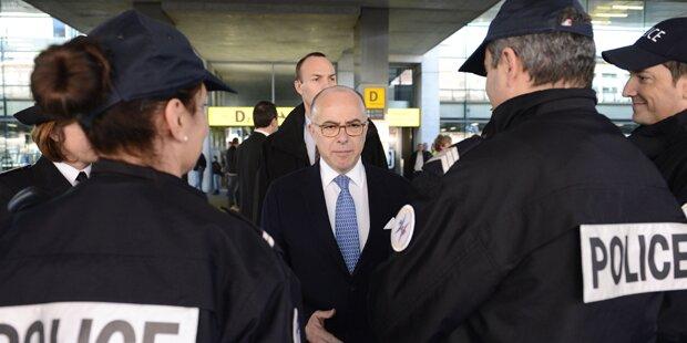 Erneuter Anschlag in Frankreich verhindert