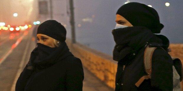 Smog in Mailand: Autoverkehr verboten