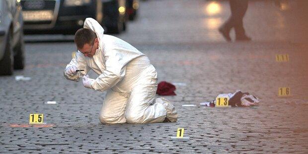 Berlin: Schüsse & Messerangriff fordern Opfer