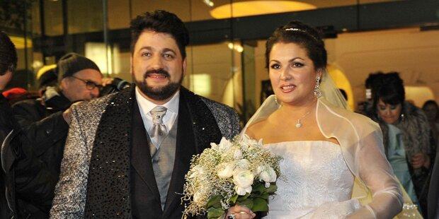 Netrebkos Traum-Hochzeit