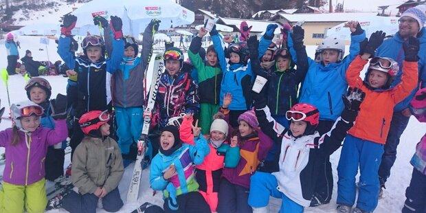 1.000 Volksschüler stürmen Obertauern