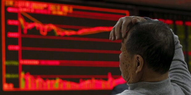 Börsen-Crash in China