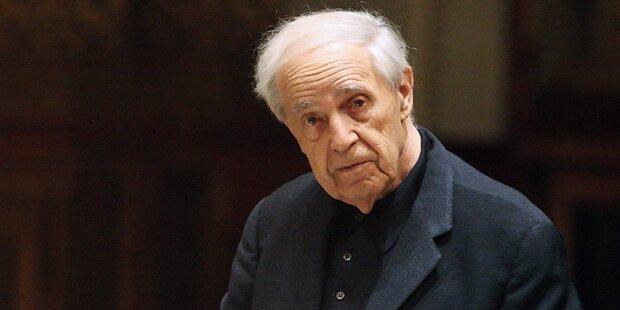 Dirigent Pierre Boulez 90-jährig gestorben